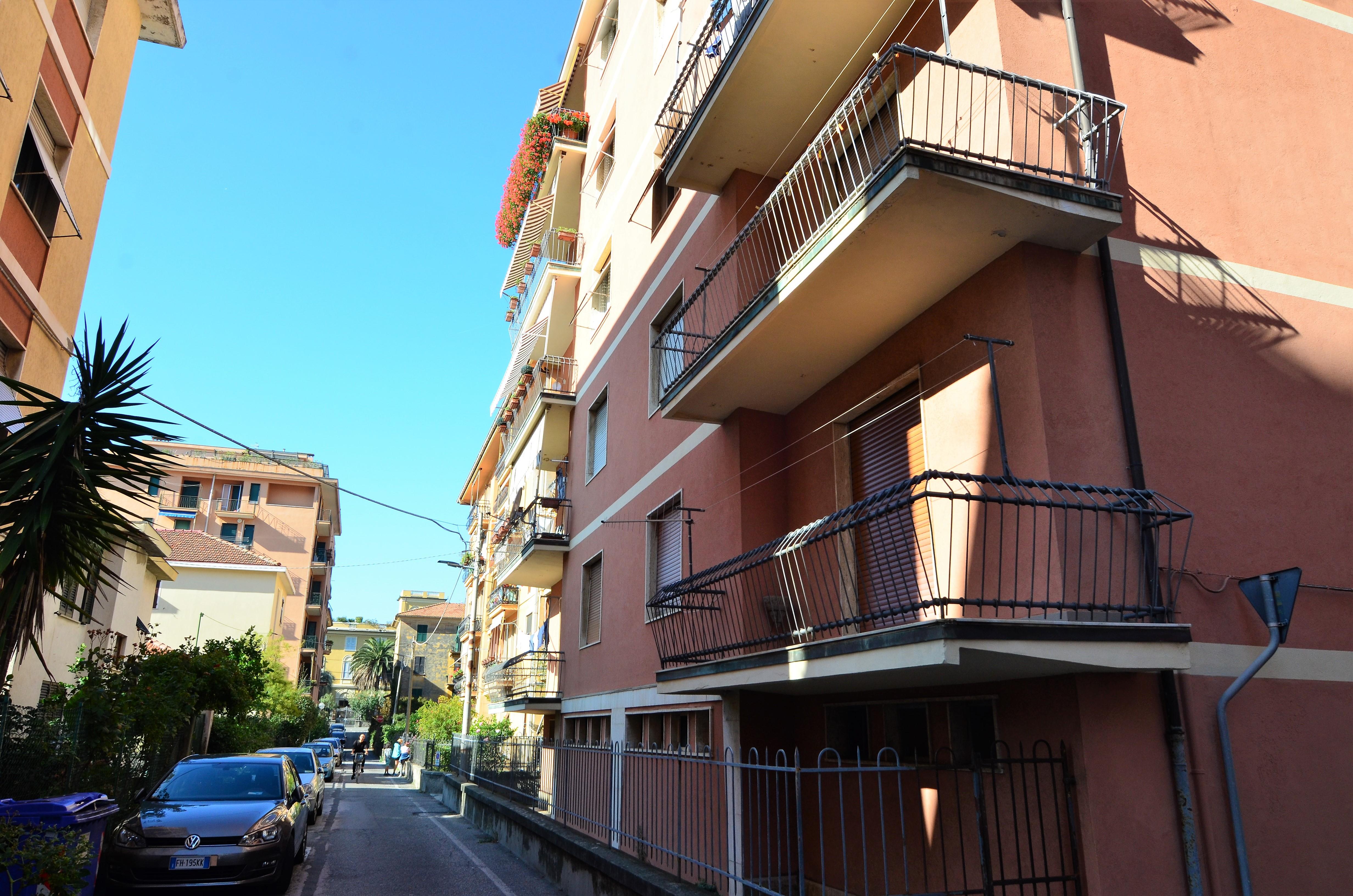 Appartamento IN VENDITA con cantina in via Parodi 7